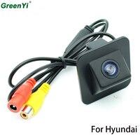 Vehicle Camera For Sony CCD Car Parking Reversing Backup Rearview Camera For Hyundai Elantra 2012 Etc