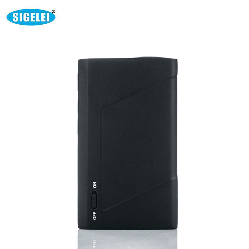 US $66 15 |Original Sigelei J150 Plus Mod Box Temp Control 160W Mod with  POWER/SS/TI/NI200/TCR/TFR modes 510 Thread Electronic cigarette-in  Electronic