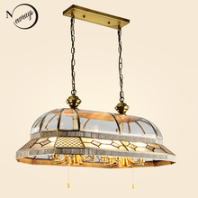 Lámpara colgante vintage grande de cobre estilo barroco De Palacio europeo lámpara colgante loft LED E14 E27 para hotel restaurante Sala bar