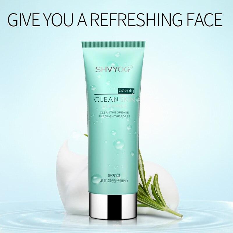 Diminuir os Poros Esfoliante Facial Hidratante Limpo Shvyog