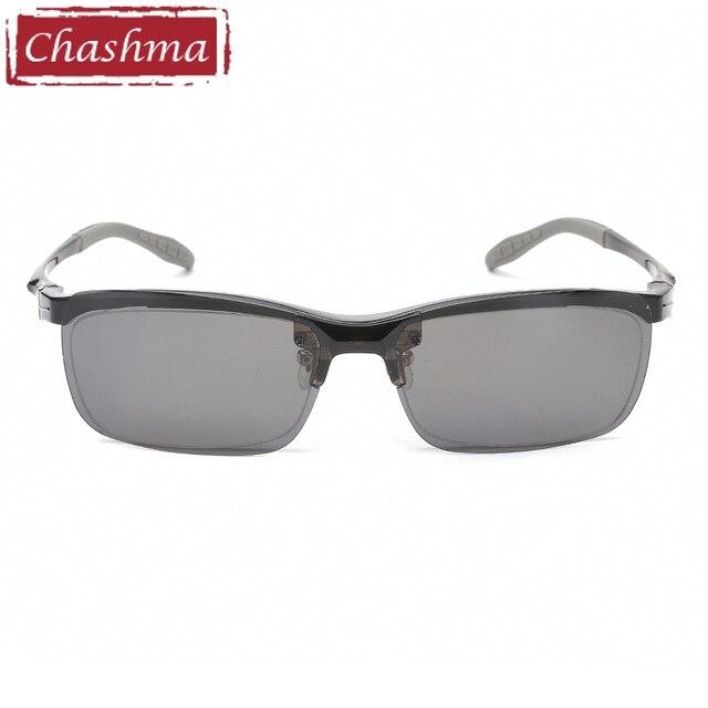 Compras baratas Chashma marca de calidad TR 90 diseñador gafas de ...