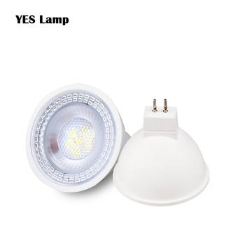 Светодиодная лампочка GU10 MR16 GU5.3, точечный светильник, точечный светильник, 12 В, 220 В, 110 В переменного тока, SMD, 6 Вт, домашний декор, энергосберегающие лампочки для помещений|Светодиодные лампы и трубки|   | АлиЭкспресс
