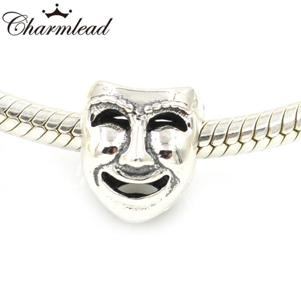 charm pandora maschera
