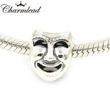 pandora charm maschera teatro