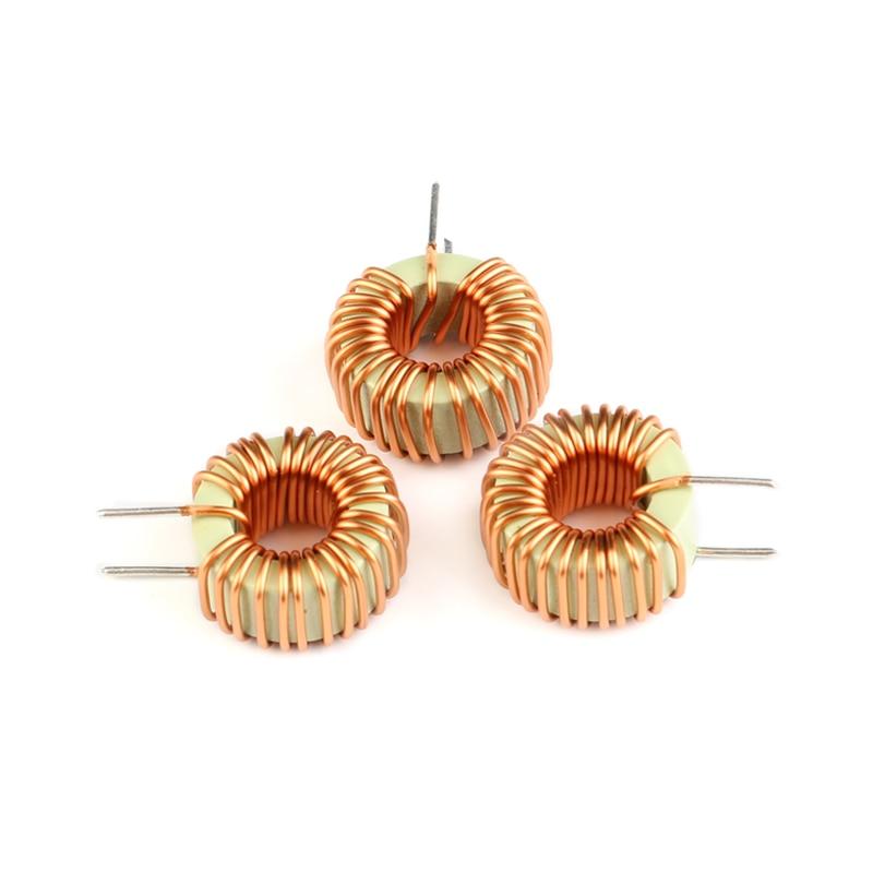 40uh 40µh 10/% toroidal estárter Coil inductor inductor anillo núcleo-zorzal bobina ø24mm