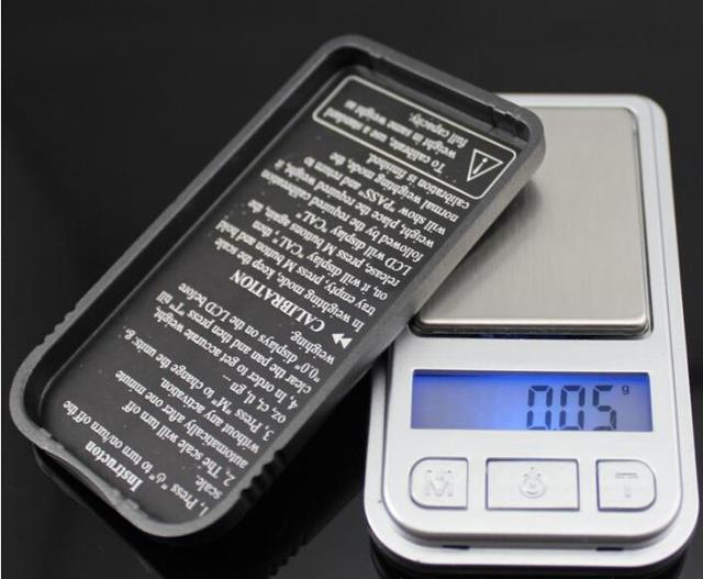 smallest electronic scale Mini easy to carry Weighting Balance Pocket  Scale Practical Jewelry 200g x 0.01g LCD Digital