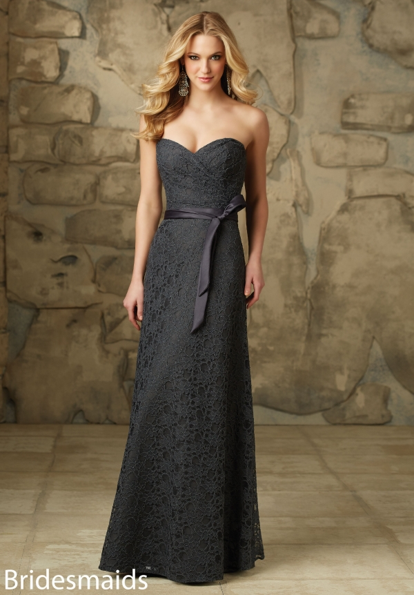 Online Get Cheap Dark Gray Bridesmaid Dresses -Aliexpress.com ...