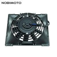 Hot Sale Good Quality Cooling Fan Oil Cooler Water Cooler Radiator Cooling Fan For ATV Quad