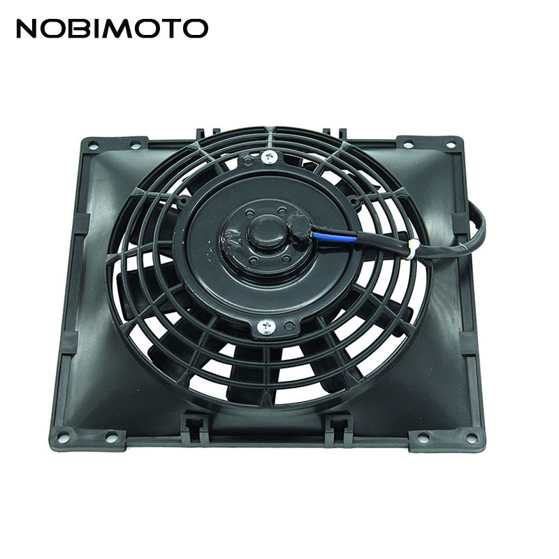 Hot Sales Good Quality Cooling Fan Oil Cooler Water Cooler Radiator Cooling Fan For ATV Quad Go Kart Buggy Dirt Pit Bike FS-003 1000mm 2300mm dirt pit bike pocket bike monkey bike motorcycle scooter atv quad buggy go kart hydraulic brake oil hose oil pipe page 2