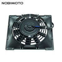 Hot Sales Good Quality Cooling Fan Oil Cooler Water Cooler Radiator Cooling Fan For ATV Quad Go Kart Buggy Dirt Pit Bike FS 003