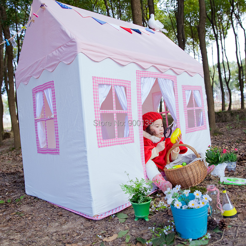 Kids Tent Princess Play House Baby Indoor Toy Best Gift For Children S Birthday In Tents From Toys Hobbies On Aliexpress Alibaba Group