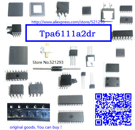 Цена TPA6111A2DR