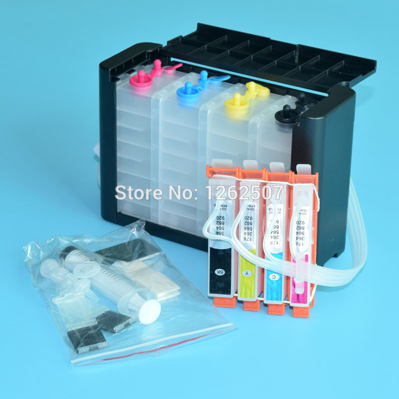 Ciss Ink Refill System for HP 685 Printer Ciss Tank for HP Deskjet Ink Advantage 3525 5525 4615 1625 6525 Use for Russia Printer Spare Parts