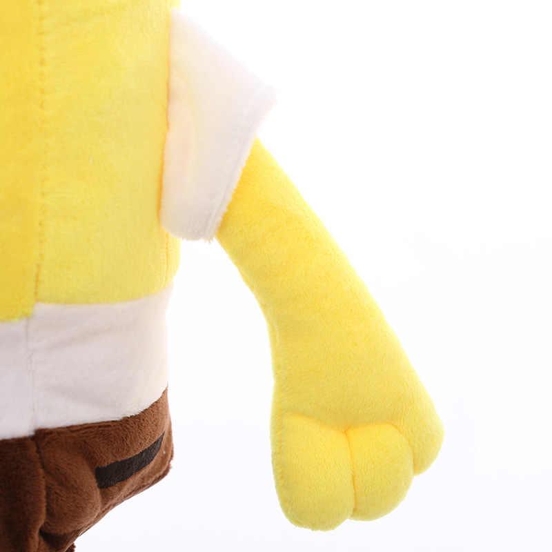 Дисней мультфильм игрушки 20 см Губка Боб Детская игрушка спанчбоб плюшевый игрушка мягкая Аниме Косплей Кукла для игрушки для детей Мультяшные фигурки подушка