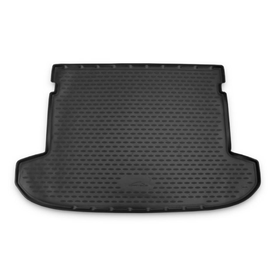 Car trunk mat for Hyundai Tucson III (2015-) Element CARHYN00002 waterproof anti slip car trunk mat protector cover car pet dog mat for hyundai tucson black