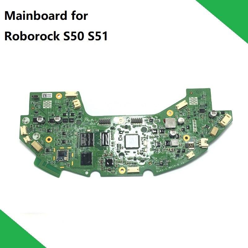 Nova Substituição original Ruby_S Mainboard Motherboard para XIAOMI Mi ROBOROCK Aspirador de pó Robótico S50 S51 S55 Peças De Reposição