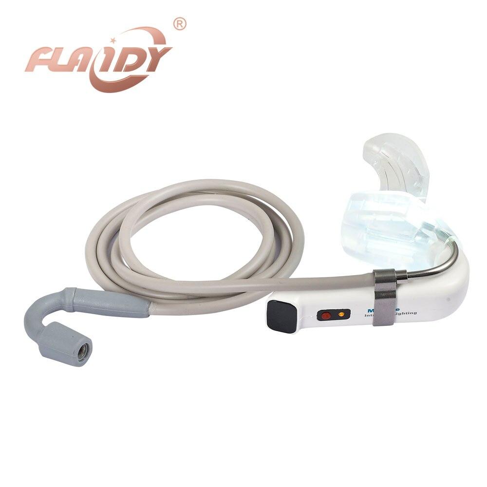 цена A0004 Dental Lighting System MaxBite Intraoral Lighting Rechargeable Dental White Intraoral Lighting System with LED Light