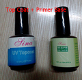 Top Coat + Gel UV Base Primer Nail Art Polaco