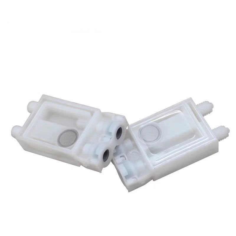 16 Pcs DX7 Tinta Peredam untuk Epson DX7 Witcolor Titan-Jet Xuli Allwin Manusia Dll Mesin Cetak F189 DX7 Printhead tinta Dumper 4*3 Mm Tabung