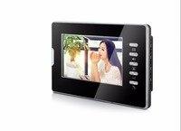 7 inç Ekran Kablolu Görüntülü Kapı Telefonu XLS-V70D Siyah Renk