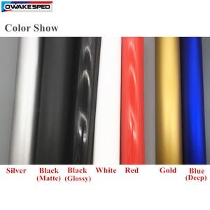 Image 4 - Racing Sport Waist Lines Stripes Car Styling Body Customized Sticker Auto Side Door Decor Vinyl Decal For KIA SPORTAGE