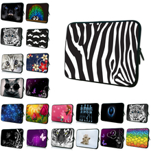 Viviration Print Notebook Sleeve Portable Liner Cover Case Neoprene 7 10 12 13 14 15 17 15.6 13.3 Inch Laptop Bag Pouch