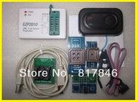 Promo 24 25 93 Series USB programador de alta velocidad edición 2010 programador USB SPI programador EEPROM flash bios chip + abrazadera IC + 5 adaptador
