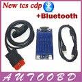 2014 R2 + Активатор Кейген TCS CDP pro плюс Программное Обеспечение с Bluetooth + LED кабель + многоязычная Автомобилей и грузовики Сканер DHL Freeshipping
