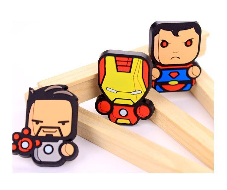 Aliexpress.com   Buy 1 Piece Cartoon Fashion Kids Kawaii Batman Superman  Iron Man Hulk Thor Captain America Fridge Magnets Souvenir Magnetic Sticker  from ... b6d643860fe2