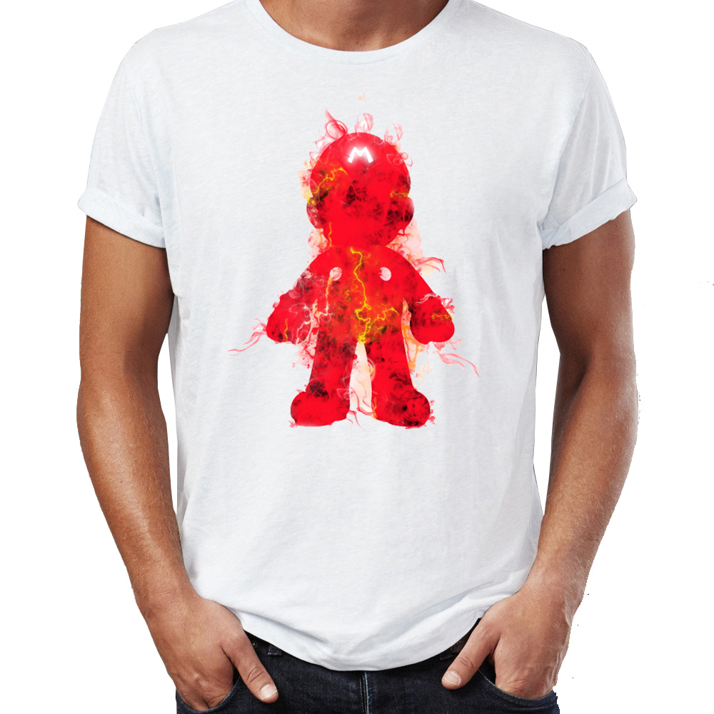 94811ccf Detail Feedback Questions about Men's T Shirt Super Mario Smash Bros Funny  Gaming Tee on Aliexpress.com | alibaba group