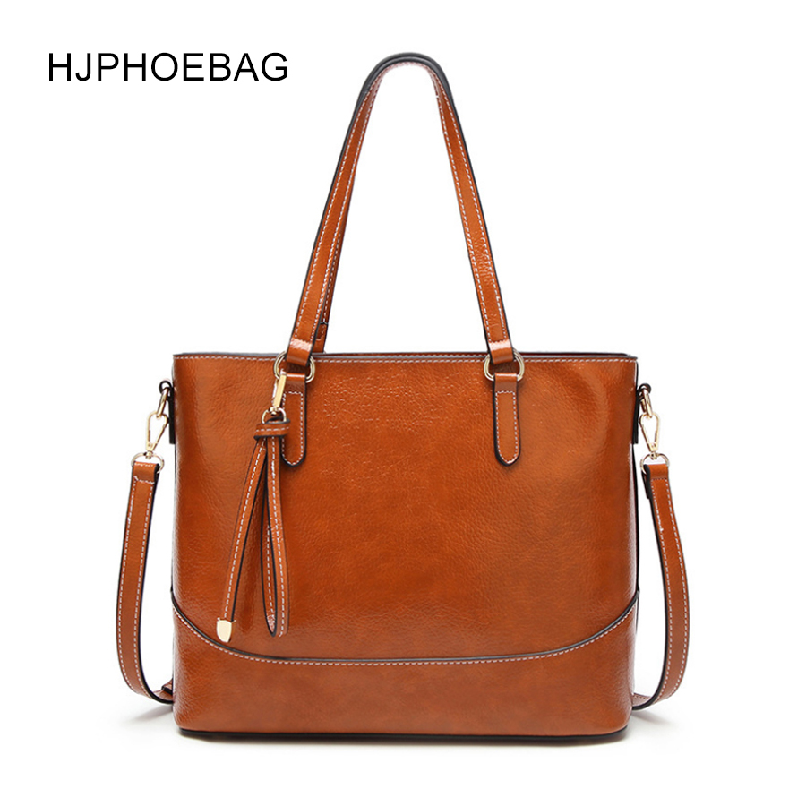 HJPHOEBAG New retro ladies messenger bag large capacity shoulder bag high quality PU leather handbag crossbody bags YC073HJPHOEBAG New retro ladies messenger bag large capacity shoulder bag high quality PU leather handbag crossbody bags YC073