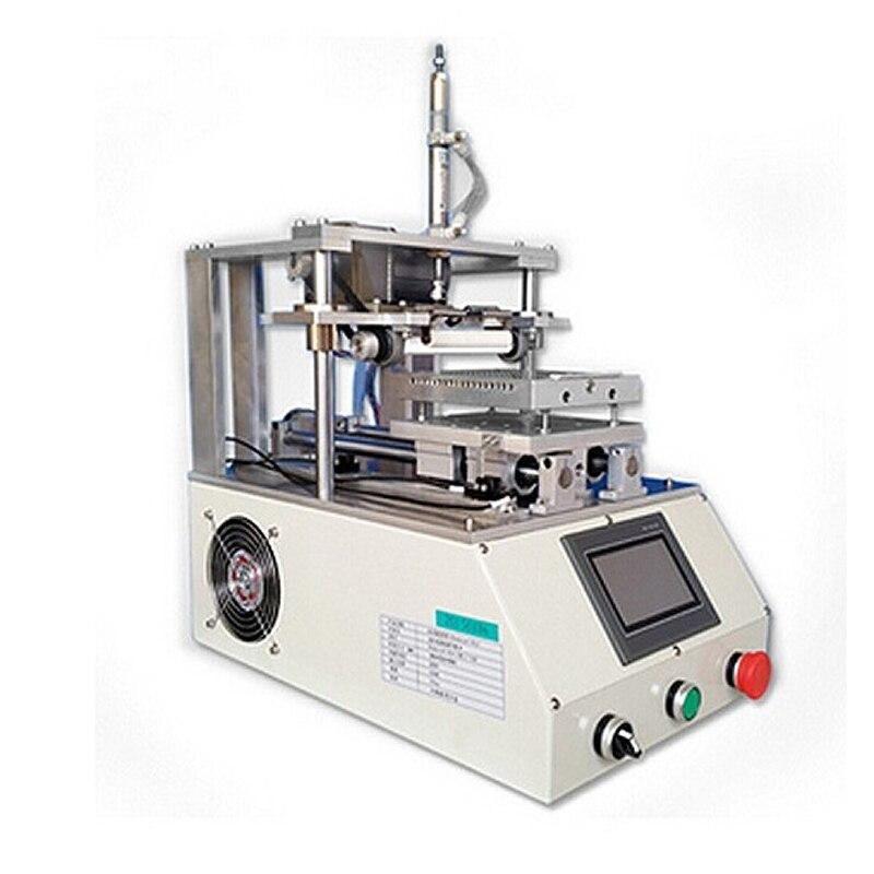LY 901 machine automatique d'enlèvement de colle d'oca d'écran tactile pour la réparation d'écran d'affichage à cristaux liquides de téléphone portable