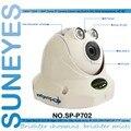 SunEyes  SP-P702  ONVIF1280*720P HD Dome IP Camera with TF/Micro SD Card Slot Two Way Audio Array IR Night Vision 50M