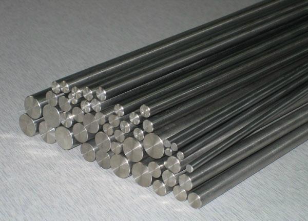 Titanium Rod Diameter 4 mm Length 1000 mm