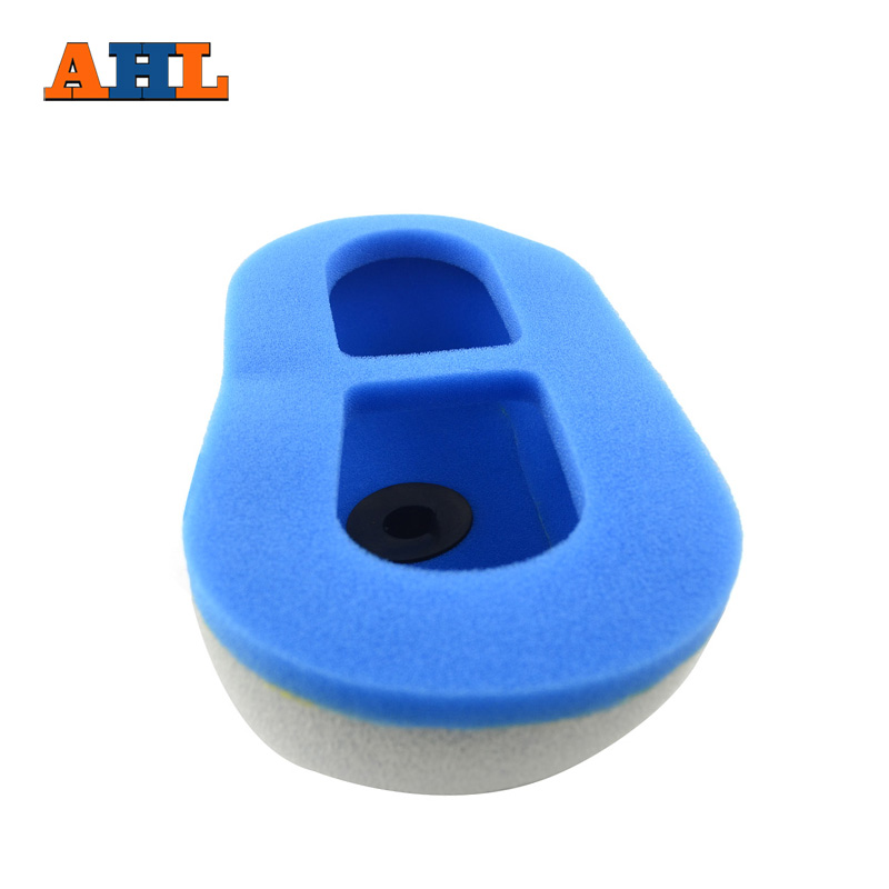 AHL Cross Motorcycle Parts Air Filter For Honda CRM250 CRM250AR XR650L XR600R XR400R XR350R XR250R XR250L h2cnc motorcycle fuel petcock valve for honda xr600r xr250r xr400r xr 250r 400r 600r