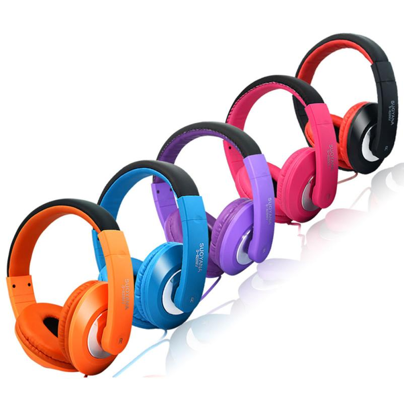 Stereo Earphone Headband Gaming Headset Microphone For PC Notebook Gaming 2017 hot new top quality drop ship 17oct17