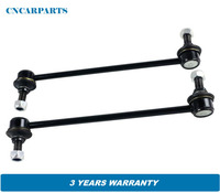 2PCS Pair Stabilizer Link kit sway Anti Roll bar Drop links Set for TUCSON SPORTAGE 2011 2015 , 54830 2S200