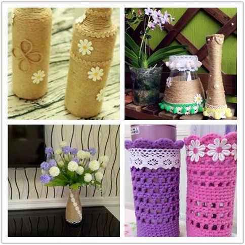 Lucia ремесла 1 ярд/лот 10 мм цветочный узор вышивка кружева для украшения дома DIY Швейные аксессуары N08C3G04C