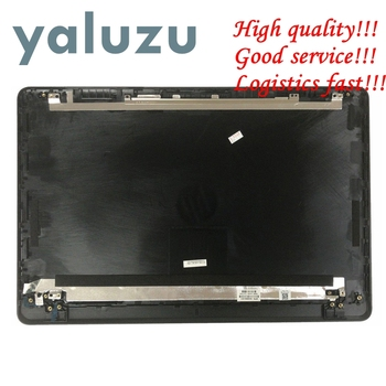 YALUZU New LCD back cover For HP 250 G6 255 G6 256 G6 258 G6 Laptop Back Cover Top Case LCD Rear Lid BLACK цена 2017