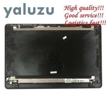 YALUZU nueva cubierta trasera LCD para HP 250 G6 255 G6 256 G6 258 G6 portátil superior caso tapa trasera LCD negra