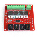 Электронный блок 4 переключатель переключатель MOSFET IRF540 изолированный модуль питания