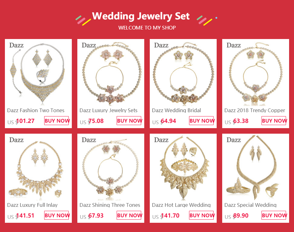 HTB1FptiMbvpK1RjSZFq763XUVXaN Dazz Flower Shape Choker Necklace Bracelet Earrings Ring Brass Three Tones Colors Sets Women Girls Wedding Ornament Jewelry Set
