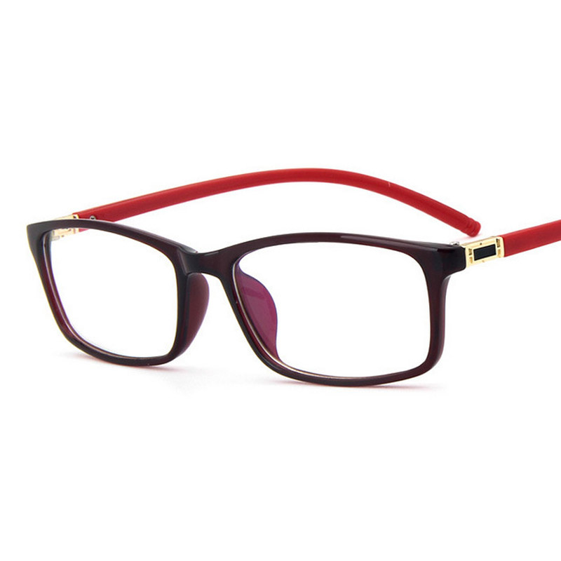Glasses Frame Coating : 2017 Square frame Coating Anti radiation Eyeglasses Frames ...
