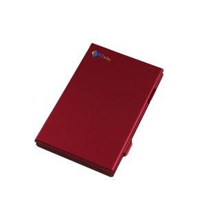 Micro 18 в 1, алюминиевый чехол для хранения, сумка, чехол для держателя карты памяти, кошелек для 2 * sd-карт 16 * Mirco SD/TF SDHC, большая емкость