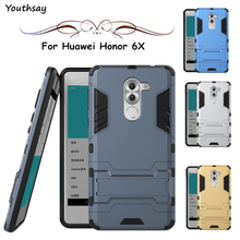 Youthsay For Case Huawei Honor 6X Mate 9 Lite GR5 2017 Robot Cases Cover Fundas Coque 5.5