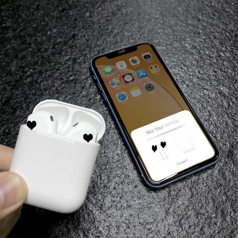 I100 tws słuchawki Bluetooth Mini bezprzewodowe słuchawki Stereo bezprzewodowe słuchawki douszne Sport zestaw słuchawkowy Bluetooth z okno ładowania dla telefonu