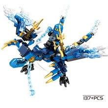 Dragon Mechs Building Blocks Bricks Boy Toys For Children Gifts Compatible LegoINGly NinjagoINGlys