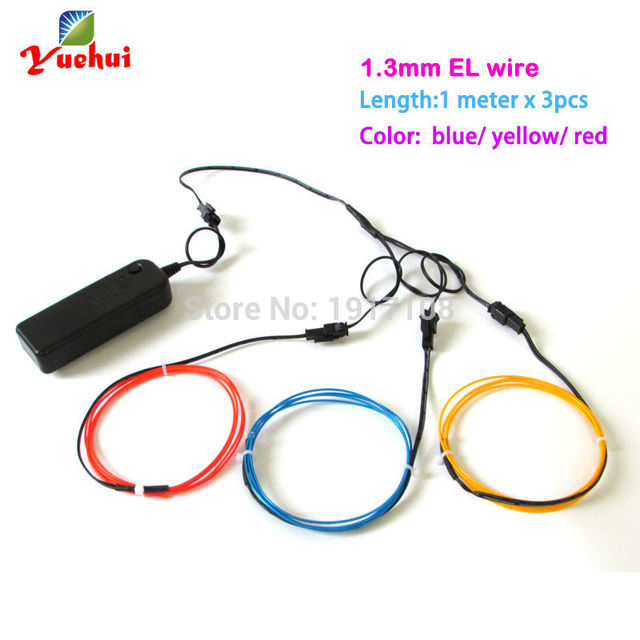 With toys/craft party decoration 1.3mm 1Meter 3pieces ...