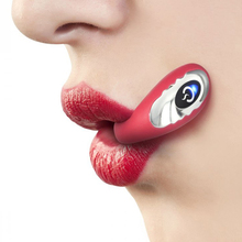 Oral sex Vibrator Mouth Vibrating Massager Rechargeable 7 Frequency Erotic Toy Vibe Adult product Sex Toys For couple