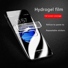 Full Screen Smooth Water Gel Front Film Back Film Plus Accessories Can Be Pasted Repeatedly For one plus7/One plus 7 pro